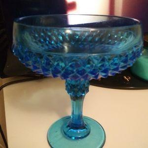 Antique Blue Moonglass